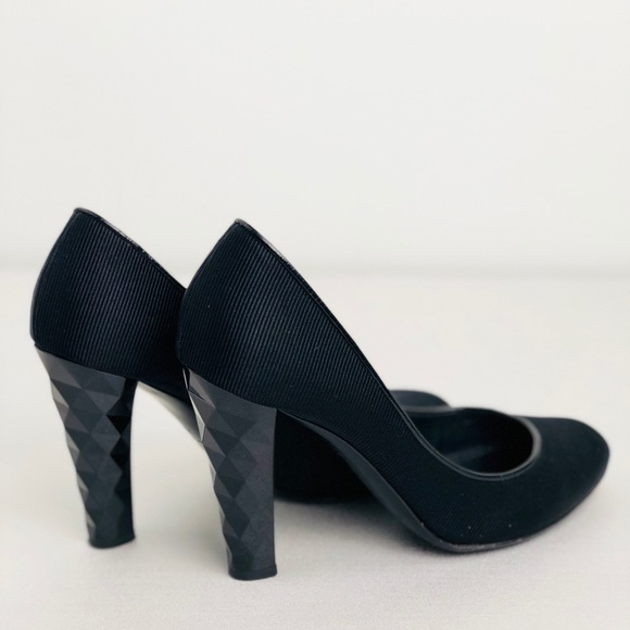 Sergio Rossi Grommet-Trimmed Lace-Up Pumps cheap sale order sjUXIjH2